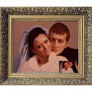 Свадебный портрет с фото, Владислав Протасов, фото