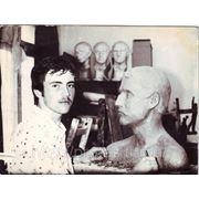 Изготовление скульптурных портретов, создание скульптуры фото