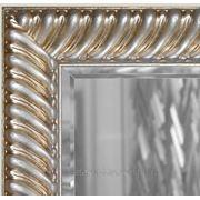 Зеркало в багете (цена зависит от размера)