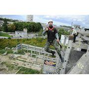 Прыжки с веревкой (высота 25 метров) фото