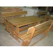 Виготовлення меблів з натурального дерева ретро