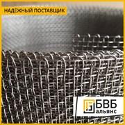 Сетка рабица плетёная оцинкованная 20х20 1,4 мм фото