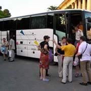 Экскурсии в Москве, Транспорт для экскурсий в Москве фото