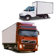 Перевозки грузовые (грузоперевозки) интермодальные фото