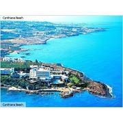 """Туры на Кипр .Отель """"CYNTHIANA BEACH"""" 3* фото"""