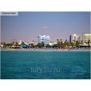 """Туры на Кипр. Отель""""Okeanos Beach"""" 3* фото"""