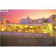 """Отдых на Кипре. Отель""""Euronapa"""" 3* фото"""