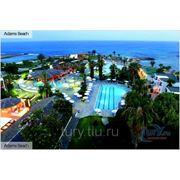 """Туры на Кипр. Отель """"Adams Beach"""" 5 фото"""
