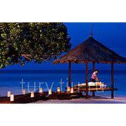 """Отдых на Мальдивах.Отель """"Banyan Tree Maldives Vabbinfaru"""" 5* Luxe фото"""