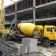 Доставка бетонных изделий фото