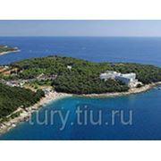 """Отдых в Хорватии. Отель """"Brioni """"2*. Пула фото"""
