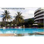 """Туры в Таиланд. Пхукет. Отель """"Hilton Phuket Arcadia Resort Spa"""" 4* фото"""