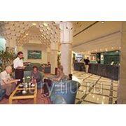 """Туры в Тунис. Отель """"Nahrawess Hotel & Thalasso Hammamet"""" 4* фото"""