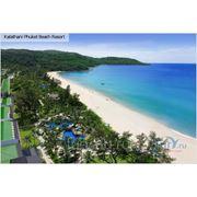 """Отдых в Тайланде. Пхукет.Отель """"Katathani Phuket Beach Resort"""" 4* фото"""