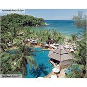 """Туры в Тайланд. Пхукет. Отель """"Kata Beach Resort Spa"""" 4* фото"""