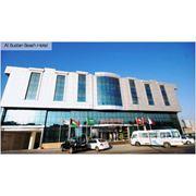 """Туры в Эмираты. Шарджа. Отель """"Al Bustan Beach Hotel"""" 4* фото"""