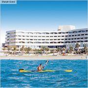 """Туры в Эмираты. Шарджа. Отель """"Sharjah Grand Hotel"""" 4* фото"""