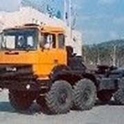 Безкапотный седельный тягач Урал 542362 , седельная формула 8х8 фото