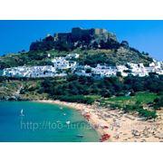 Остров Родос из Астаны фото