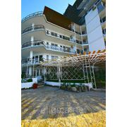 Отель у моря в Ялте фото