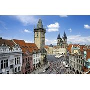Прага-Будапешт