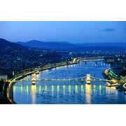 Симфония Дуная. Будапешт