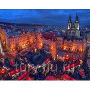 Католическое Рождество в Праге + Карловы Вары фото