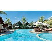 Пляжный отдых на о-ве Маврикий, отель VERANDA PALMAR BEACH 3* фото