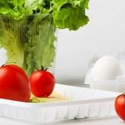 Лотки пищевые фото