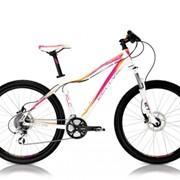 Велосипед Kellys VANITY 50 WHITE FIRE фото
