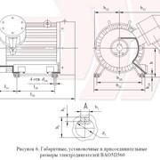 Электродвигатель ВАО5П 560 фото