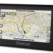 Навигаторы PRESTIGIO GeoVision 5120BT фото