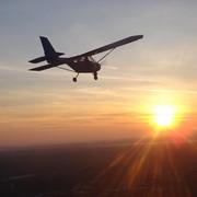 Полет и пилотирование самолета малой авиации фото