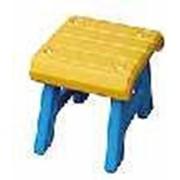 Детский стульчик без спинки фото