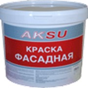 Краска фасадная — AKSU фото