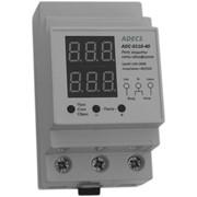 Реле напряжения многофункциональное ADECS ADC-0110-40 (40А) фото