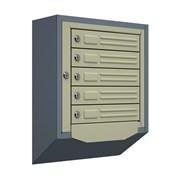 Антивандальные почтовые ящики «Терра» фото