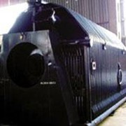 Котёл отопительный водогрейный КВ-ГМ-50-150 фото