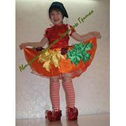Фото костюма гнома для девочки своими руками