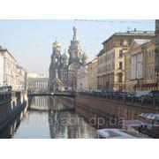 Автобусный тур в Санкт -Петербург фото