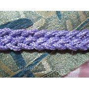 Плетенный браслет фото
