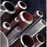 Трубы и трубки из металла фото