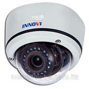 Купольная антивандальная камера SW330 с ИК-подсветкой 20м. и вариофокальным объективом 2,8-12мм. фото