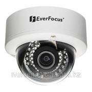 Купольная камера ED630s. Объектив 2,8-10мм., ИК-подсветка 15м. фото