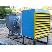 ЭКОЦ (СФОЦ) электрокалориферная установка фото