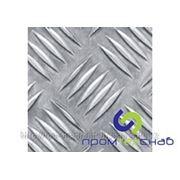 Лист рифленый алюминиевый, рифленка 1.0 мм фото