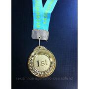 Медали с местами фото