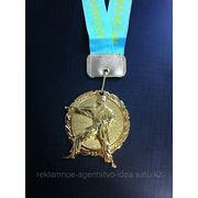 Медаль (Карате) фото