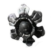 Изделие из металла цветок WH-6205 d 60, артикул 10527 фото