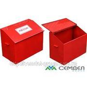 Ящик для песка 0,5м.куб в Караганде и Астане фото